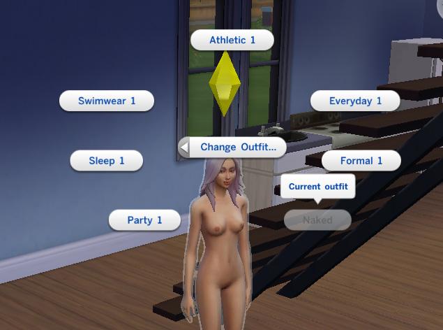 Sims 2 sexo desnudo